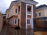 5 Br New Duplex With Jacuzzi,car Port,bq,fitted Kitchen, Omole Phase 1, Ikeja, Lagos, 5 bedroom, 6 toilets, 5 baths Detached Duplex for Sale