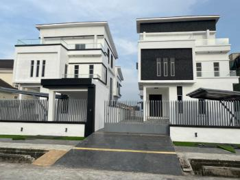Luxury 5 Bedroom Fully Detached  with Swimming Pool, Pinnock Beach Estate, Osapa, Lekki, Lagos, Detached Duplex for Sale