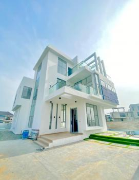 5 Bedroom Fully Detached Duplex with Swimming Pool and 2 Rooms Bq, Pinnock Beach Estate, Osapa, Lekki, Lagos, Detached Duplex for Sale