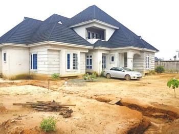 5 Bedroom Bungalow with 3 Sitting Rooms on 2 Plots of Land, Nta Road, Port Harcourt, Rivers, Detached Bungalow for Sale