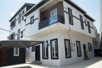 4bedroom Semi-detached Detached Duplex with Bq, Ikota, Lekki Phase 2, Lekki, Lagos, Semi-detached Duplex for Rent
