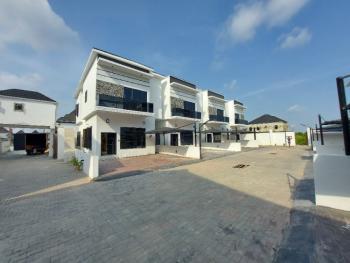 Newly Built All Room Ensuite 4 Bed Semi Detached House, Ikota, Lekki, Lagos, Semi-detached Duplex for Sale