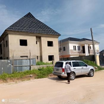 80% Completed 4 Numbers of 3 Bedroom Flat, Valley View Estate, Ebute, Ikorodu, Lagos, Block of Flats for Sale