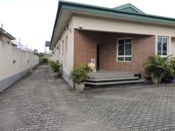Well Built 5 Bedroom Detached Bungalow with Swimming Pool, Omorinre Johnson, Lekki, Lagos, Detached Bungalow for Rent