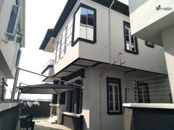 Brand New 5-bedroom Detached House with Bq, Chevron Drive, Lekki, Lagos, Detached Duplex for Sale