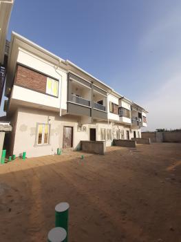 Lovely 4 Bedroom Terrace Duplex  at Ikota Lekki Lagos, Ikota Villa Estate Lekki By Mega Chicken Lekki Lagos, Ikota, Lekki, Lagos, Terraced Duplex for Sale