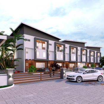 Tastefully Finished 4 Bedroom Terraced Duplex, Karmo By Turkish/ Nizamiye Hospital, Karmo, Abuja, Terraced Duplex for Sale