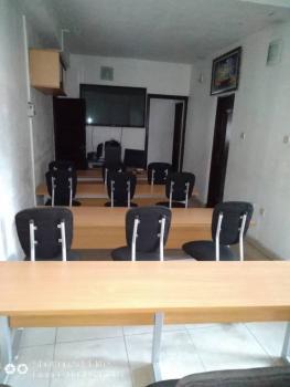 Very Decent 3 Bedroom Office Space, Off Herbert Macaulay Way, Yaba, Lagos, Office Space for Rent