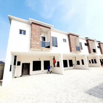 Brand New 4 Bedroom Terrace Duplex;, Ikota, Lekki, Lagos, Terraced Duplex for Sale