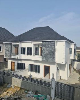 2 Units of 4 Bedroom Semi Detached Duplex with a Room Bq, Agungi, Lekki, Lagos, Semi-detached Duplex for Sale