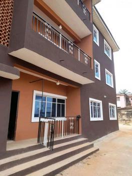 3 Bedroom Flat Ensuite with Water Heater, Achi-akpa Close to Now Petrol Station, Trans Ekulu, Enugu, Enugu, Flat for Rent