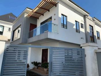 Lovely Finished 5 Bedrooms Fully Detached Duplex with Fantastic Finish, Osapa, Lekki, Lagos, Detached Duplex for Sale