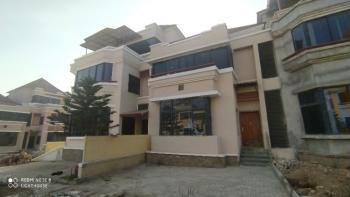 a 3 Bedroom Terraced Duplex with 2 Living Room and Bq, Wuye, Abuja, Terraced Duplex for Rent