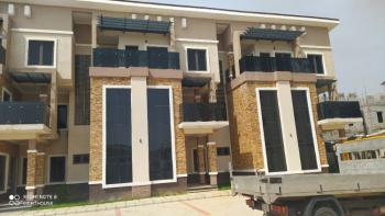 Lovely and Tastefully Newly Built 4 Bedroom Terraced Duplex with Bq., Jahi, Abuja, Terraced Duplex for Rent