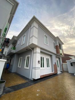 Luxurious Fully Detached 5 Bedroom Duplex with Boys Quarter, Osapa London, Lekki, Osapa, Lekki, Lagos, Detached Duplex for Sale