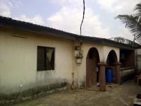 3 Bedroom Semi Detached Bungalow Plus 2 Rooms B.q, Oke Afa, Isolo, Lagos, 3 Bedroom, 4 Toilets, 3 Baths House For Sale