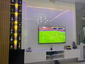 Stunning 4 Bedroom House, Osapa, Lekki, Lagos, Semi-detached Duplex Short Let