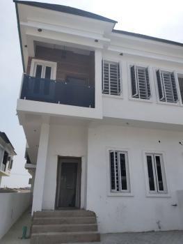 Luxury 3 Bedroom Terraced Detached Duplex with Bq, Vgc, Lekki, Lagos, Terraced Duplex for Sale