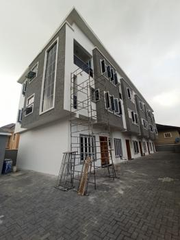 Newly Built Four Bedroom Terrace House, Ikate Elegushi, Lekki, Lagos, Terraced Duplex for Sale