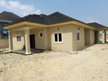 Newly Built Bungalow with 2 Separate Flats - 3 Bedroom and 2 Bedroom, Peace Estate, Sangotedo, Ajah, Lagos, Detached Bungalow for Sale