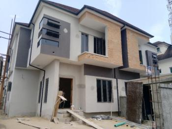 Tastefully Finished 4 Bedroom Semi-detached Duplex with a Bq, Southern View Estate, Off Orchid Road By Second Toll Gate, Lekki, Lagos, Semi-detached Duplex for Sale