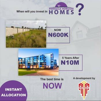Buy Low and Sell Very High, Power of Real Estate, Ode Omi, Ibeju Lekki, Lagos, Residential Land for Sale