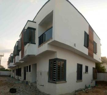 a Nice 4 Bedroom Duplex, Lekki Scheme 2, Ajiwe, Ajah, Lagos, Semi-detached Duplex for Sale