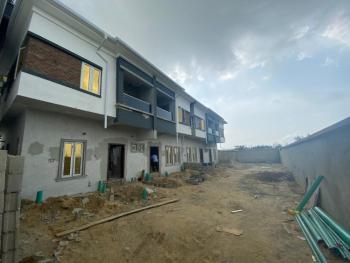 Luxury 4 Bedroom Terrace Duplex with Bq, Villa Estate, Lekki Phase 2, Lekki, Lagos, Terraced Duplex for Sale