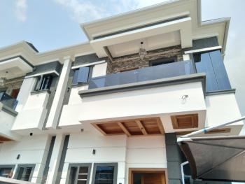 Brand New 4-bedroom Semi-detached House with Bq, Nicon Town Road, Ikate, Lekki, Lagos, Semi-detached Duplex for Sale