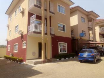 Service 4 Bedroom Terraced Duplex with 1 Room Bq, Jabi Destrict, Jabi, Abuja, Terraced Duplex for Rent