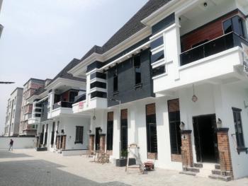 Luxury Built 4 Bedroom Semi Detached Duplex, Ikate Elegushi, Lekki, Lagos, Terraced Duplex for Sale