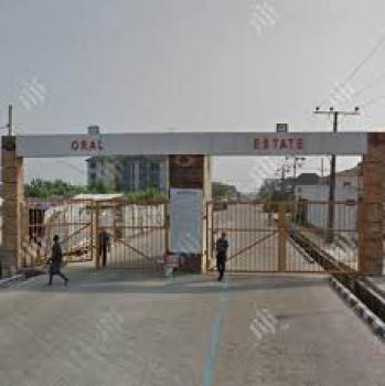 819sqm of Land, Oral Estate,ikota, Lekki, Lagos, Residential Land for Sale