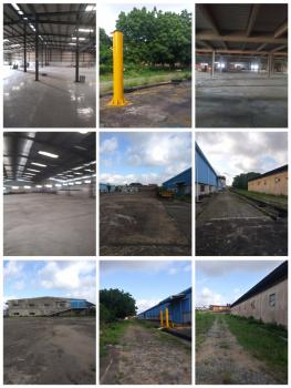 Direct 9000 Square Metres Warehouse, By Synagogue Church, Egbe, Lagos, Warehouse for Rent