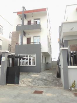 5 Bedroom Detached Duplex with Bq and Spacious Compound on 3 Floor, Lekki Phase 1, Lekki, Lagos, Detached Duplex for Sale