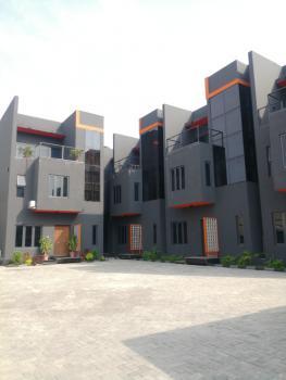 Luxury Built 4 Bedroom Terrace Duplex with a Room Boys-quarter, Lekki Phase 1, Lekki, Lagos, Terraced Duplex for Sale