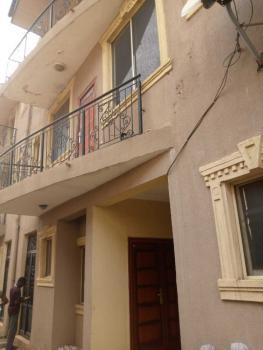 Standards and Spacious 3 Bedroom Flat  (upstairs), Wawa Estate Via, Ojodu, Lagos, Flat for Rent