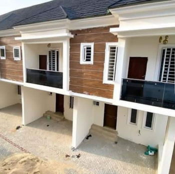 Luxury 3 Bedroom Terrace Duplex in a Serene Environment, Vgc, Lekki, Lagos, Terraced Duplex for Sale