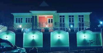 Luxury Mansion 7 Bedroom House with 3 Siting Room on Full Plot, Roundabout. Gated Estate, Akowonjo, Alimosho, Lagos, Detached Duplex for Sale
