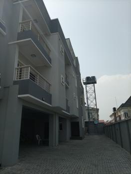Beautifully Built 3 Bedroom Flat and a Room Bq, Off Lekki Epe Expressway, Ikate Elegushi, Lekki, Lagos, Flat for Rent