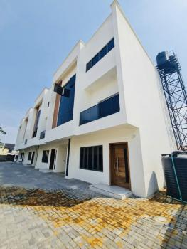 Humongous 4 Bedroom Luxury Terraced Duplex, Before Chevron, Lekki Expressway, Lekki, Lagos, Terraced Duplex for Sale