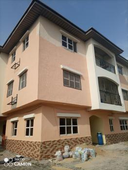 Clean 2 Units of 3 Bedroom Flat with Wide Parking Spot, Alh Yekini Olawale Bakare Avenue, Bakare Estate. Agungi-ajiran Road., Agungi, Lekki, Lagos, Flat for Rent