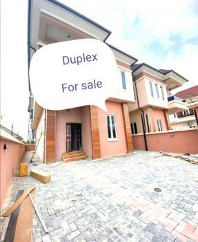 Cheapest 4 Bedrooms Duplex, Ajah, Lagos, Detached Duplex for Sale