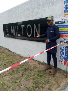 a Plot of Land Fully Inclusive with Exclusive Benefits, The Milton Estate, Awoyaya, Lekki Expressway, Lekki, Lagos, Residential Land for Sale