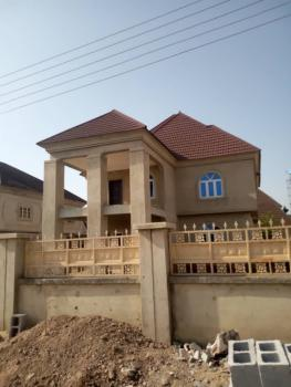 Semi Complete 4 Bedroom Duplex with 3 Room Bq in a Lovely Estate, Lokogoma District, Abuja, Detached Bungalow for Sale