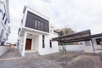 Contemporary 5 Bedroom Detached Duplex with Bq and Swimming Pool, Pinnock Beach Estate, Osapa, Lekki, Lagos, Detached Duplex for Sale