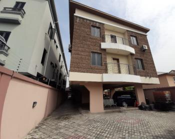 Lovely 3 Bedroom Self Serviced Flat, Lekki Phase 1, Lekki, Lagos, Flat for Rent