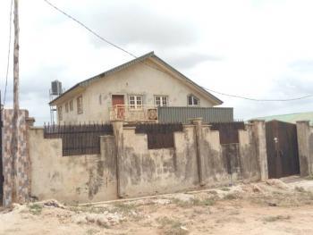 Relatively New of 4 Bedroom Duplex with Big Library, Asaju Estate, Ajinde Off Elebu, Oluyole Extension, Challenge, Ibadan, Oyo, Detached Duplex for Sale