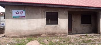 Uncompleted 2 Bedroom Semi Detached Bungalow, Efugo Farms Road Off Kuje Petrol Station, Kuje, Abuja, Semi-detached Bungalow for Sale