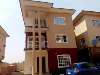 Nice 4 Bedrooms Terrace Duplex, Jabi, Abuja, House for Rent