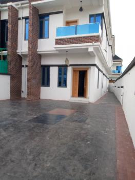 Luxury 4 Bedroom with Excellent Facilities in a Well Secured Estate, Ocean Breeze Estate, Ologolo, Lekki, Lagos, Semi-detached Duplex for Rent